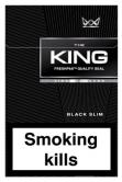 King Black Slims