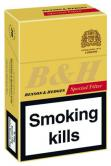 6 cartons Benson & Hedges Special Filter